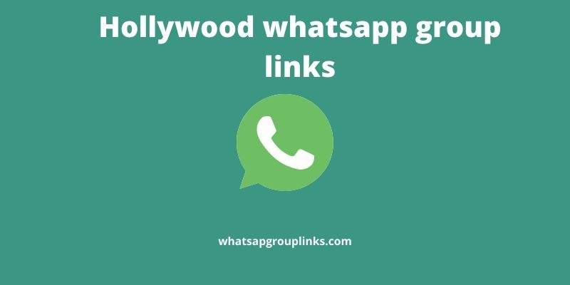 hollywood whatsapp group link