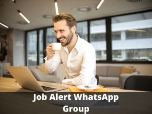 Job Alert WhatsApp Group Links