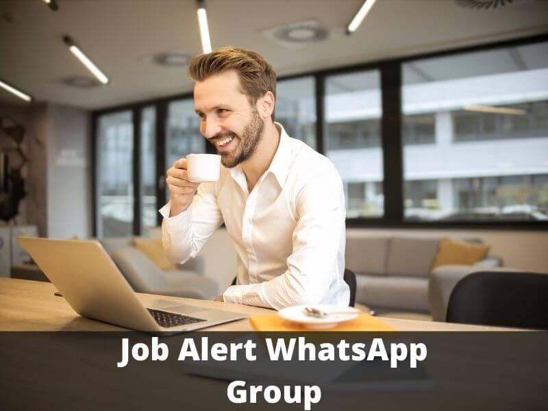 Job Alert WhatsApp Group Links