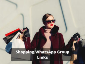 Shopping WhatsApp Group Links