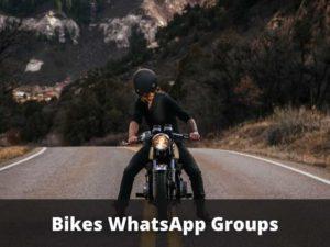 bikes whatsapp group link