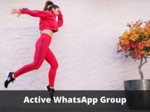 top Active WhatsApp Group Links