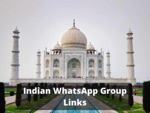 Active Indian WhatsApp Group Links