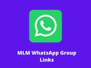 mlm whatsapp group links