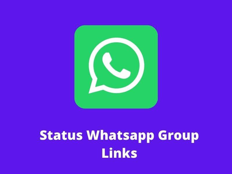 status whatsapp group links
