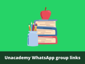 top Unacademy WhatsApp group links