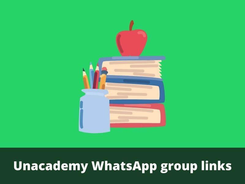top Unacademy WhatsApp group links