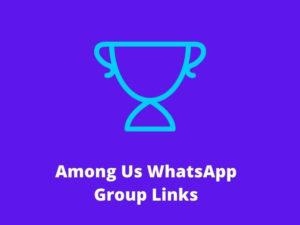 Among Us WhatsApp Group Links