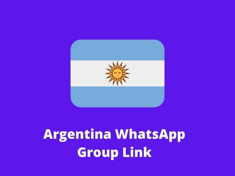 Argentina WhatsApp Group Link