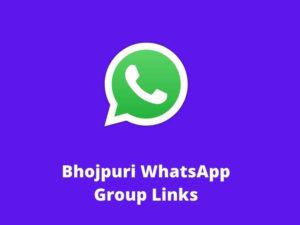 Bhojpuri WhatsApp Group Links