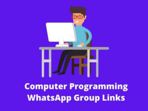 Computer Programming WhatsApp Group Links
