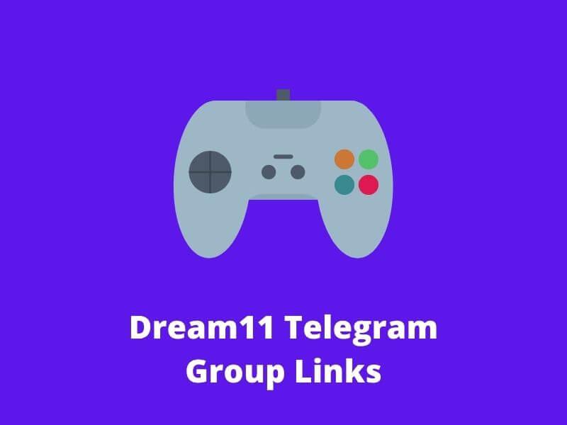 Dream11 Telegram Group Links