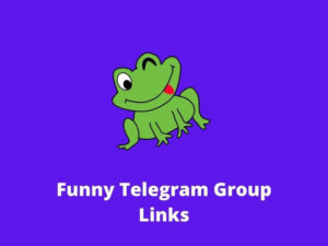 Funny Telegram Group Links