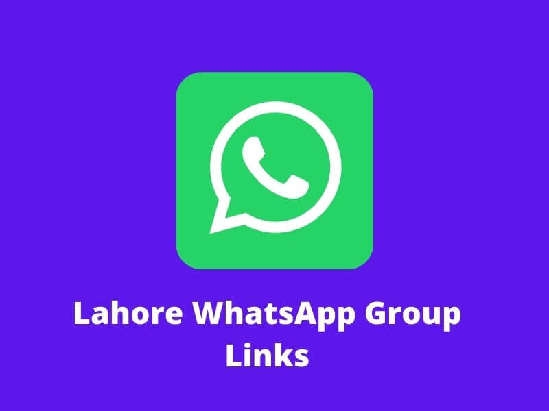Lahore whatsapp group link