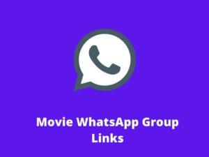 movies whatsapp group links
