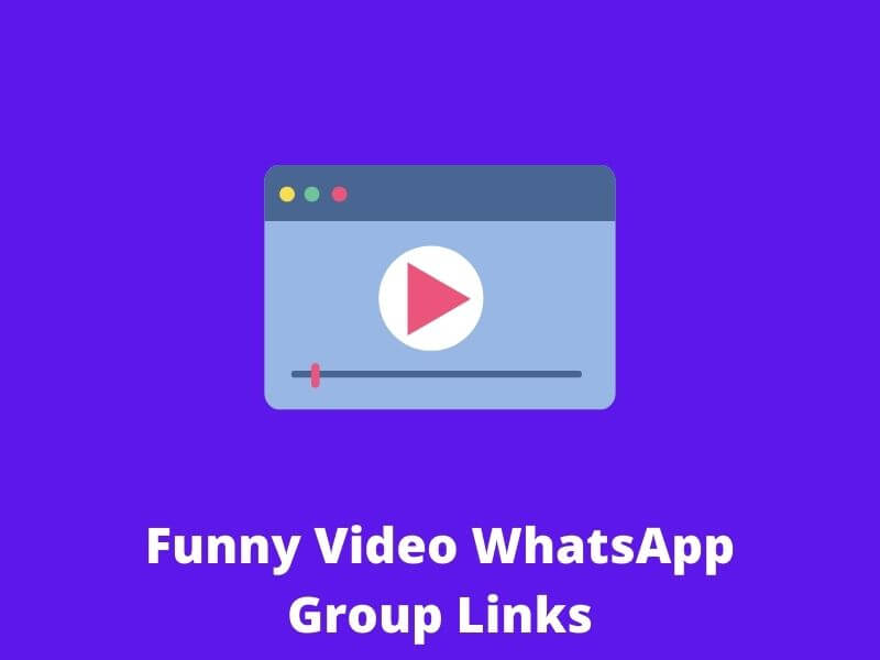 Funny Video WhatsApp Group Links