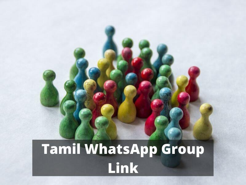 Tamil WhatsApp Group Link