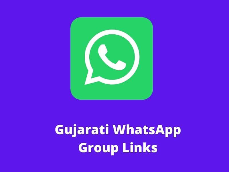 Gujarati WhatsApp Group Links