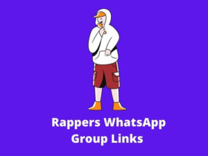Rappers WhatsApp Group Links
