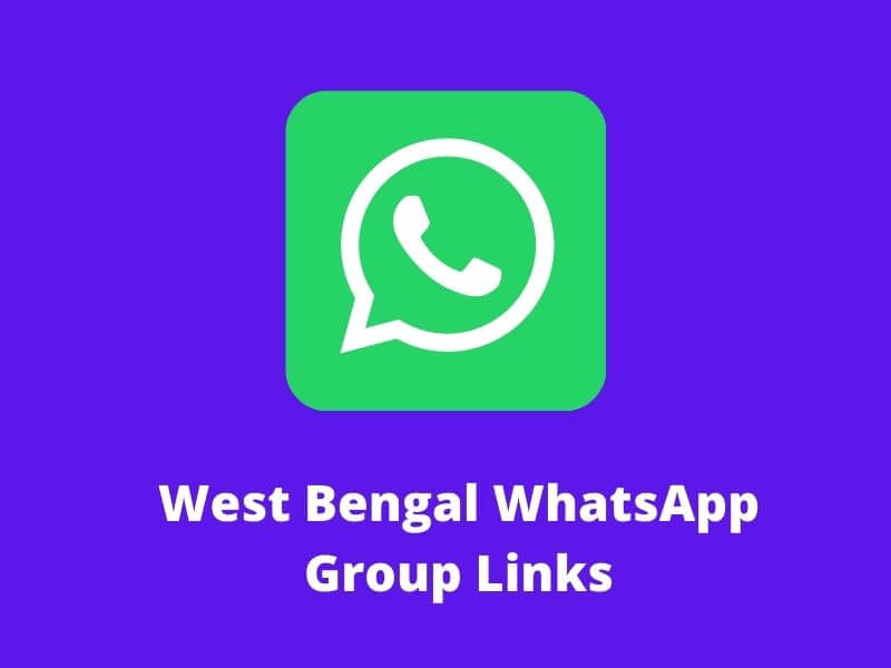 West Bengal WhatsApp Group Links