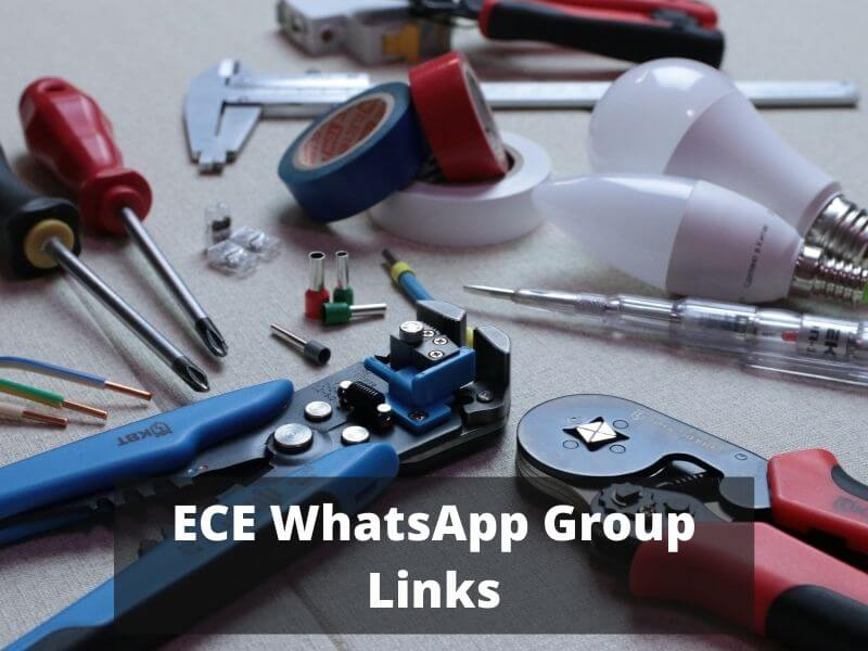 ECE WhatsApp Group Links