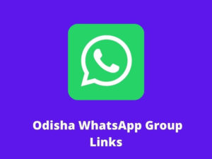 Odisha WhatsApp Group Links