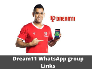 Dream11 WhatsApp group Links