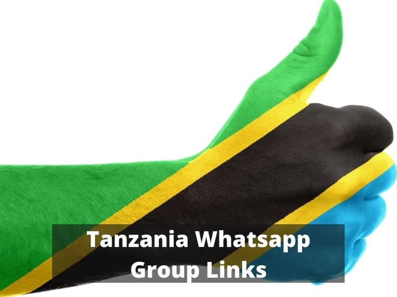 Tanzania WhatsApp Group Links