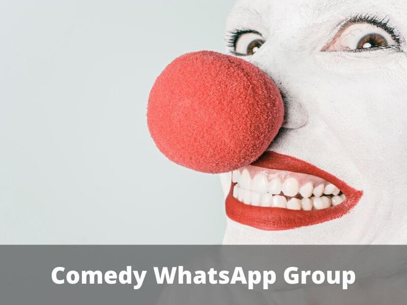 Comedy WhatsApp Group Links