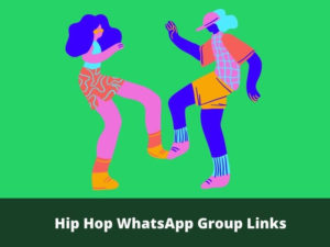 Hip Hop WhatsApp Group Links
